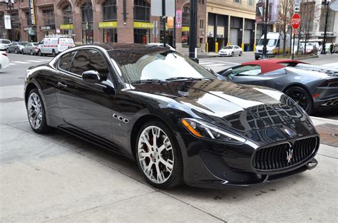 Used Maserati Chicago by Used 2013 Maserati Granturismo For Sale 68 800