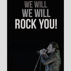 We Will Rock You On Tumblr