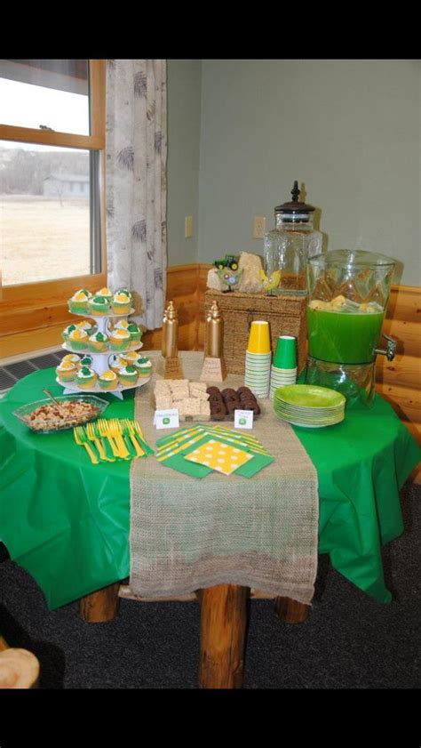 Deere Decorations - 161 best images about sams baby shower on
