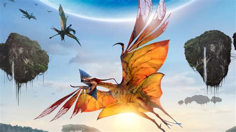 wallpaper great leonopteryx toruk makto avatar