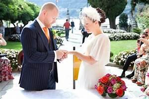 Traditional English Wedding In An Italian Setting, Lake ...