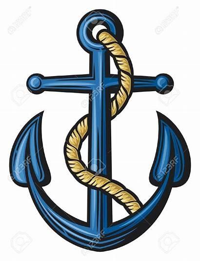 Anchor Clipart Ancla Navy Anker Boat Clip