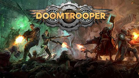 dungeon siege 3 doom doomtrooper is bringing a lost 90s ccg back to pcgamesn