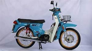 Suzuki Rc 100 2002 Modif Mothai  Klasik Tapi Nyentrik