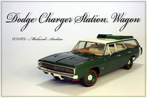 diecast car forums pic dodge charger station wagon