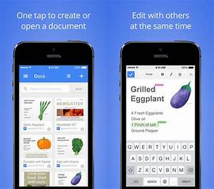 download google docs and sheets apps for ios With google docs computer app