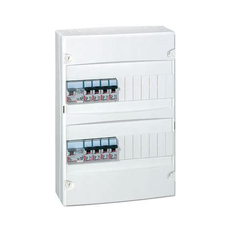 acheter cuisine complete tableau électrique pré équipé 13 modules 92723 legrand