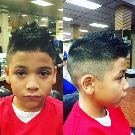 Kid Mohawk Hairstyles by 26 Edgy Mohawks Hairstyles For Design Trends