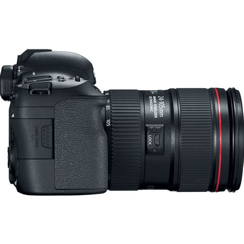 canon 6d dslr canon eos 6d ii dslr kit with 24 105mm f 4 is