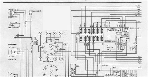 1979 Dodge Truck Wiring Diagram by The 1976 Dodge Aspen Wiring Diagram Electrical System