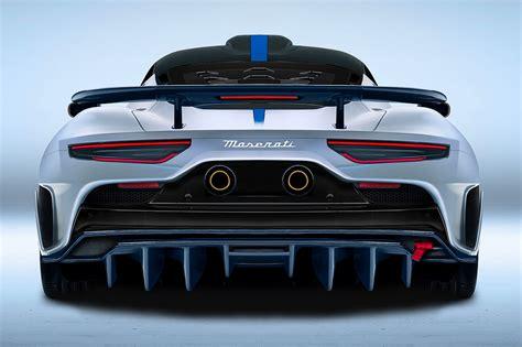 Aerokit Aria : un kit aéro pour la Maserati MC20 ...