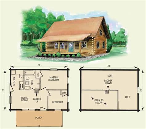 simple log cabin floor plans cumberland