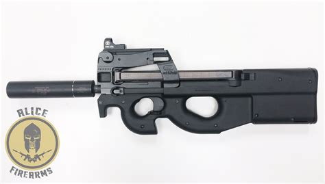 Fn P90 Smg (full Auto) Law Enforcement Only