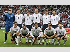 England's socalled 'Golden Generation' A decade of