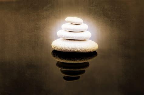 Zen Stones Free Stock Photo - Public Domain Pictures