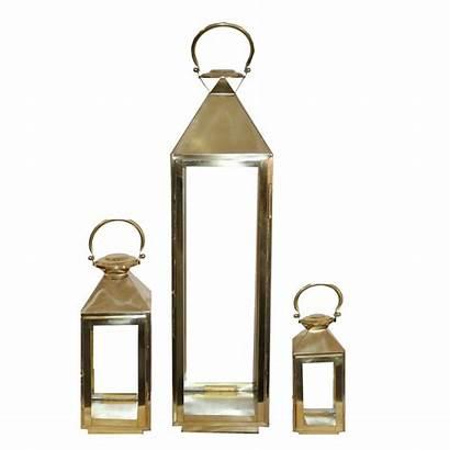Lanterns Lantern Hurricane Brass Hire Luxury Weddings