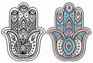 the hand of fatima coloring pages