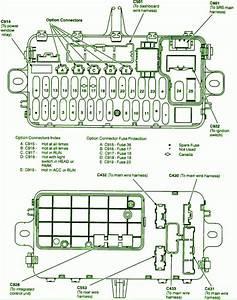 1994 Honda Civic Wiring Diagram In 2020