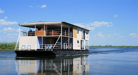 Delta Houseboats by Houseboats 4 Africa Delta Houseboat
