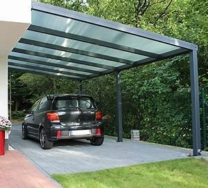 Moderne Carports Mit Glasdach : carport berdachung durch rd ~ Markanthonyermac.com Haus und Dekorationen