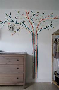 Masking Tape Mur : 17 best ideas about masking tape art on pinterest diy ~ Nature-et-papiers.com Idées de Décoration