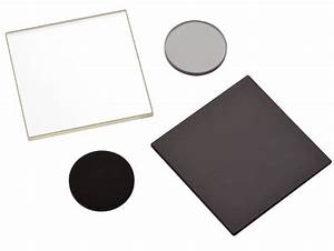 Absorptive Neutral Density Filters