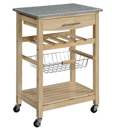 small kitchen island cart best 25 kitchen carts on wheels ideas on