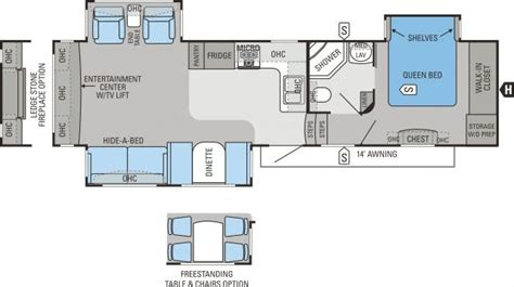 2013 jayco fifth wheel floor plans inventory images