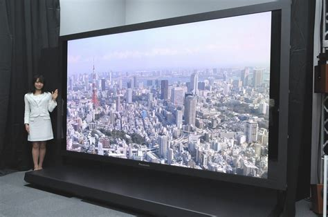 lg tv led 65 inch sharp has made an 8k tv with nothing to