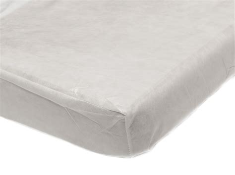 Waterproof Fitted Mattress Protector Dust Mite Double