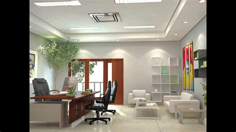 Gypsum Ceiling Design For Office