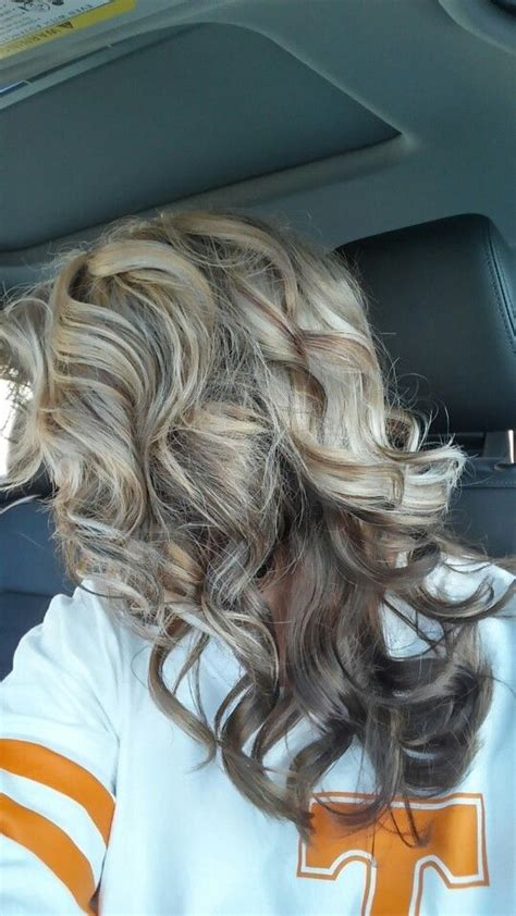 Hairstyles With Brown Underneath by On Top With Brown Lowlights With All Brown