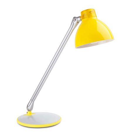 le bureau jaune le bureau jaune en métal avec interrupteur a
