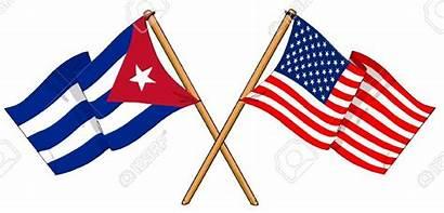 Cuban Revolution Clipart Cuba Cartoon Flags Usa