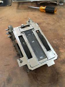 Heater  Air Vent Controls On  U0026 39 74 C3 Coupe