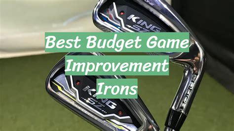 improvement game golf irons budget hook