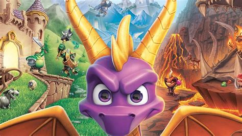 spyro reignited trilogy review ign