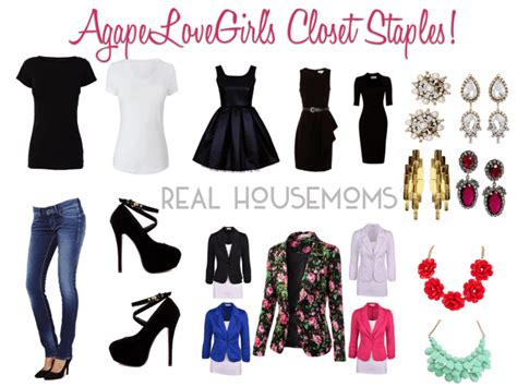Must Haves In Your Closet by Must Haves For Your Closet Real Housemoms