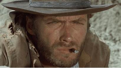 Ugly Bad Eastwood Clint Wayne John Gifs