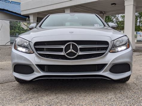 What will be your next ride? Pre-Owned 2017 Mercedes-Benz C-Class C 300 RWD 4D Sedan