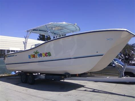 Ameracat Boats by Ameracat 31 Page 19 The Hull Boating And