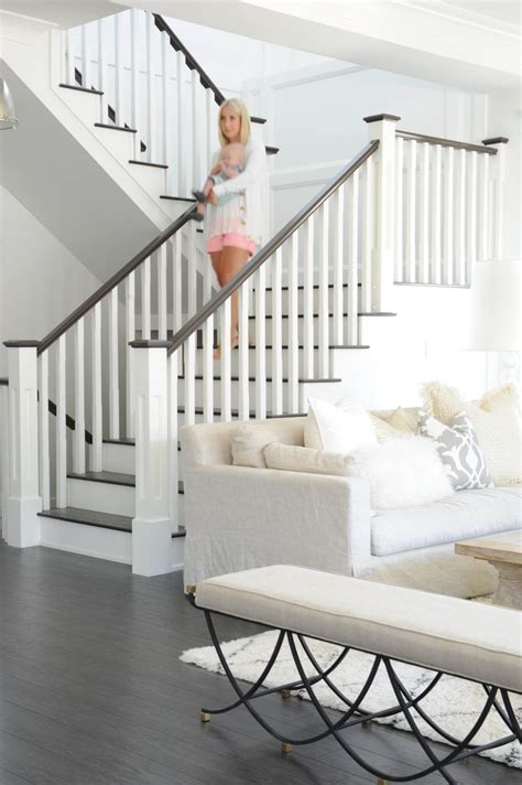 stairway banister ideas 1000 ideas about staircase railings on