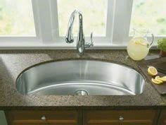 d shaped kitchen sink 1000 images about sinks on stainless steel 6413