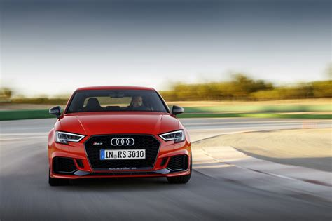 400 Hp Audi Rs3 Sedan To Retail From ,900 In Canada