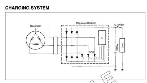 burnt rectifier wire help suzuki gsx r motorcycle forums gixxer