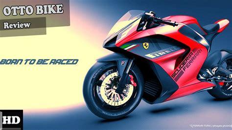 Wow Amazing !!!new Motorcycle Ferrari Furia Supersportss