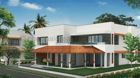 Villa For Sale » Super Luxury 4 BHK Villas In ECR After ...