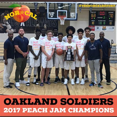 oakland soldiers