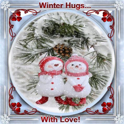 winter hugs picture  blingeecom