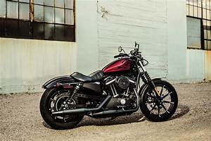 2017 Harley-Davidson Iron 883 Review